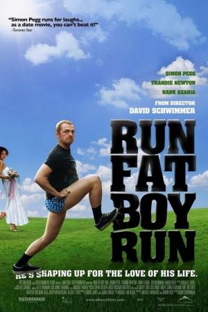 Run, Fatboy, Run - เต็มสปีด พิสูจน์รัก  - Cover