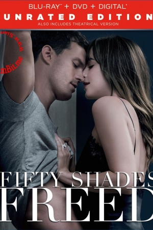 Fifty Shades Freed (2018) : ฟิฟตี้เชดส์ฟรีด - Cover