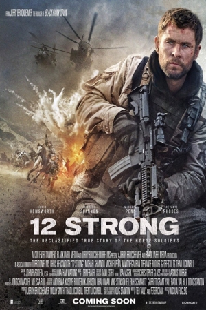 12 Strong 12 ตายไม่เป็น (2018) - Cover