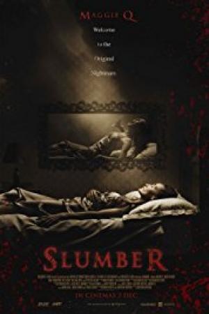 Slumber ผีอำผวา (2018) - Cover