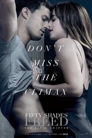 Fifty Shades Freed 3 (2018) ฟิฟตี้เชดส์ฟรีด - Cover