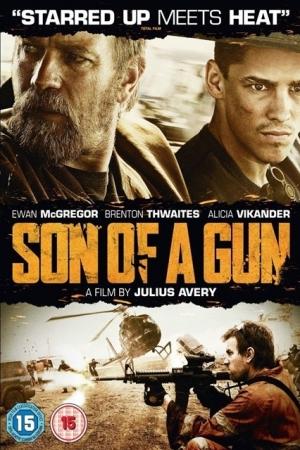 Son of a Gun - ลวงแผนปล้น คนอันตราย  - Cover