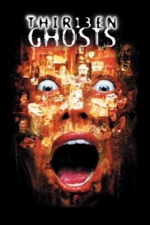Thir13en Ghosts (2001) คืนชีพ 13 วิญญาณสยอง - Cover