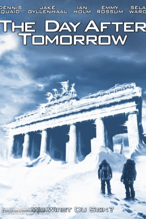 The Day After Tomorrow (2004) วิกฤติวันสิ้นโลก - Cover