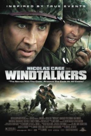 WINDTALKERS (2002) - สมรภูมิมหากาฬโค้ดสะท้านนรก - Cover