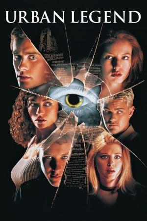 URBAN LEGEND (1998) - ปลุกตำนานโหด มหาลัยสยอง - Cover