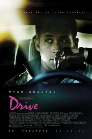Drive (2011) ขับดิบ ขับเดือด ขับดุ - Cover
