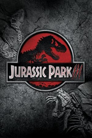 Jurassic Park 3 ไดโนเสาร์พันธุ์ดุ (2001) - Cover