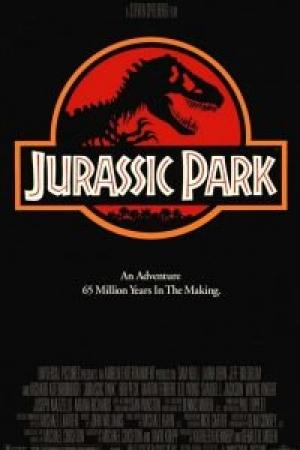 Jurassic Park กำเนิดใหม่ไดโนเสาร์ (1993)  - Cover