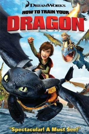 How to Train Your Dragon อภินิหารไวกิ้งพิชิตมังกร ภาค 1 - Cover
