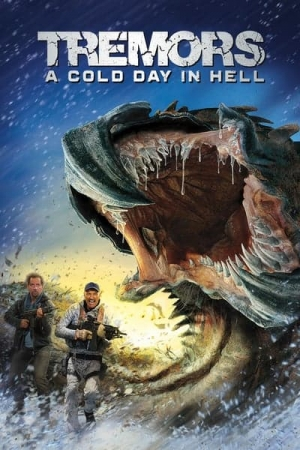 Tremors: A Cold Day in Hell [2018]ฑูตนรกล้านปี ภาค6 บรรยายไทย ซับไทย - Cover