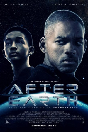 AFTER EARTH (2013) - สยองโลกร้างปี - Cover