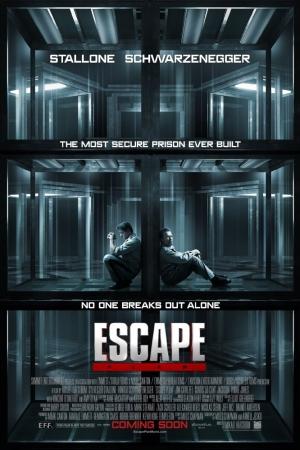 Escape Plan 2013 - แหกคุกมหาประลัย  - Cover