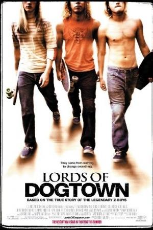 Lords of Dogtown (2005) เด็กบอร์ดพันธุ์ซ่าส์ขาติดล้อ - Cover