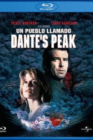 DANTE`S PEAK (1997) - ธรณีไฟนรกถล่มโลก - Cover
