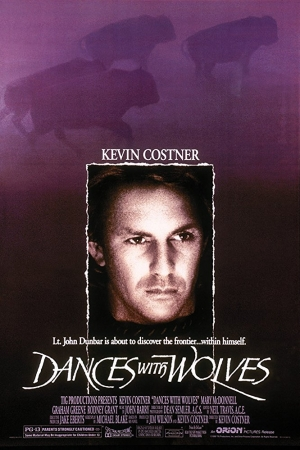 Dances With Wolves (1990) : จอมคนแห่งโลกที่ 5 HD - Cover