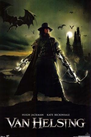 Van Helsing (2004) นักล่าล้างเผ่าพันธุ์ปีศาจ - Cover