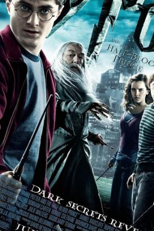 Harry Potter and the Half-Blood Prince (2009) แฮร์รี่ พอตเตอร์กับเจ้าชายเลือดผสม  - Cover