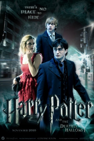 Harry Potter and the Deathly Hallows: Part 1 แฮร์รี่ พอตเตอร์ กับ เครื่องรางยมฑูต ภาค 7.1  - Cover