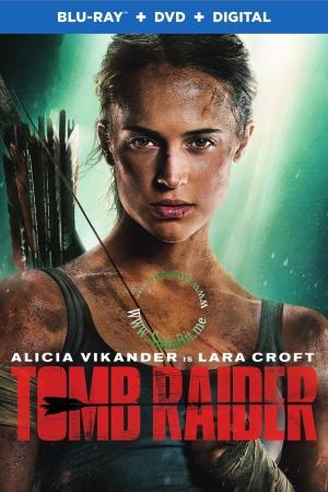 Tomb Raider (2018) : ทูม เรเดอร์ - Cover