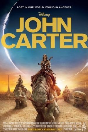 John Carter (2012) - นักรบสงครามข้ามจักรวาล  - Cover
