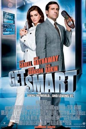 Get Smart (2008) - เก็ท สมาร์ท พยัคฆ์ฉลาด เก็กไม่เลิก - Cover