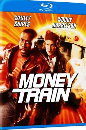 Money Train (1995) - คู่เดือดด่วนนรก HD - Cover