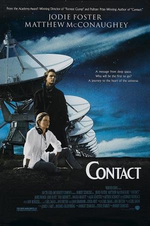 CONTACT (1997) อุบัติการสัมผัสห้วงอวกาศ HD พากย์ไทย - Cover