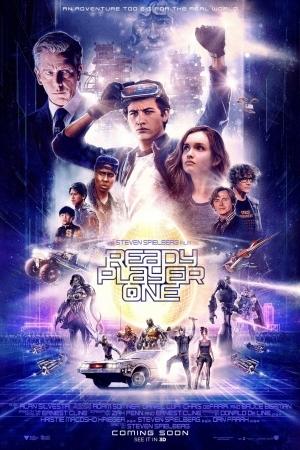 Ready Player One (2018) เรดดี้ เพลเยอร์ วัน สงครามเกมคนอัจฉริยะ HD พากย์ไทย5.1 - Cover
