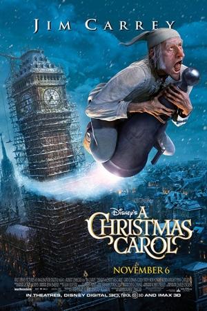 A Christmas Carol 2009 - อาถรรพ์วันคริสต์มาส HD พากย์ไทย - Cover