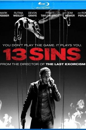 13 Sins 2014 - เกม 13 เล่นไม่รอด HD พากย์ไทยมาสเตอร์ - Cover