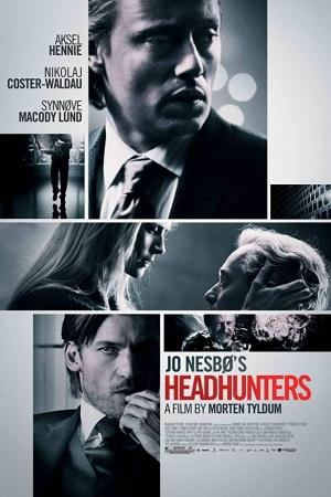 Headhunters 2011 - ล่าหัวเกมโจรกรรม HD พากย์ไทย - Cover