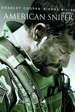 American Sniper 2014 : อเมริกัน สไนเปอร์ HD พากย์ไทย - Cover