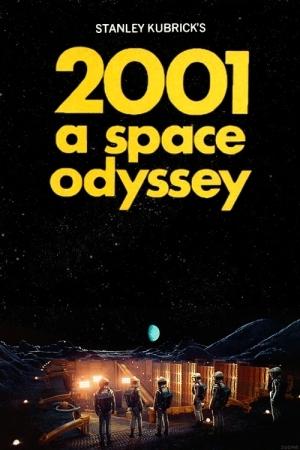A Space Odyssey จอมจักรวาล - Cover