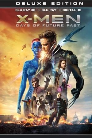 X-MEN 7 DAYS OF FUTURE PAST (2014) เอ็กซ์-เม็น สงครามวันพิฆาตกู้อนาคต - Cover