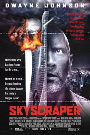 Skyscraper (2018) ระห่ำตึกเสียดฟ้า พากย์ไทยชนโรง - Cover