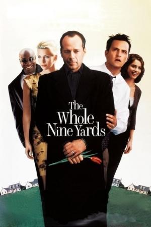 The Whole Nine Yards 2000 อึดไม่เกิน 9 หลา - Cover