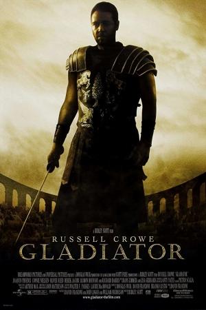 Gladiator นักรบผู้กล้าผ่าแผ่นดินทรราช 2000 - Cover