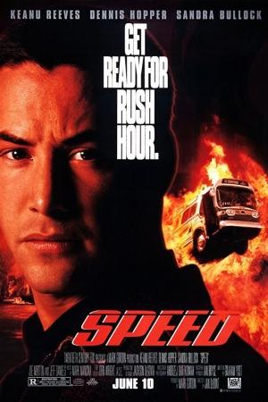 Speed สปีดเร็วกว่านรก 1994 - Cover