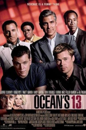Ocean`s Thirteen 13 เซียนปล้นเหนือเมฆ - Cover
