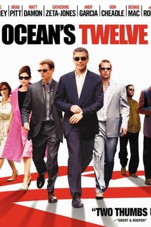 Ocean`s Twelve (2004) 12 มงกุฎ ปล้นสุดโลก - Cover