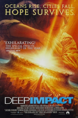 Deep Impact 1998 วันสิ้นโลก ฟ้าถล่มแผ่นดินทลาย  - Cover