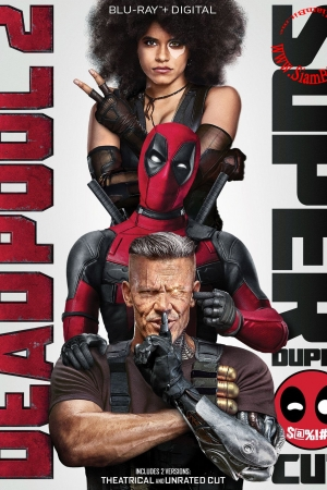Deadpool 2 (2018) [Theatrical Cut]: เดดพูล 2  - Cover