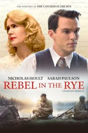 Rebel In The Rye (2017) : เขียนไว้ให้โลกจารึก - Cover