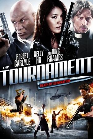 The Tournament 2009 เลือดล้างสังเวียนนักฆ่า - Cover