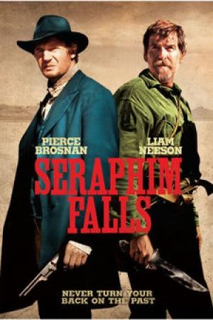 Seraphim Falls 2006 ล่าสุดขอบนรก - Cover