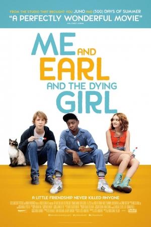 Me And Earl And The Dying Girl 2015 ผม กับ เอิร์ลและเด็กสาวใกล้ตาย - Cover