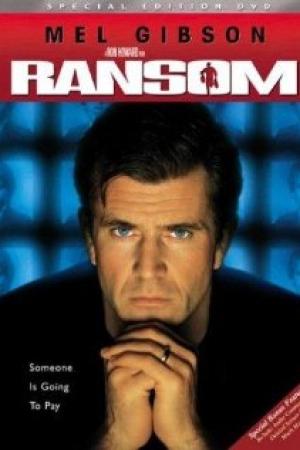 Ransom 1996 - ค่าไถ่เฉือนคม - Cover