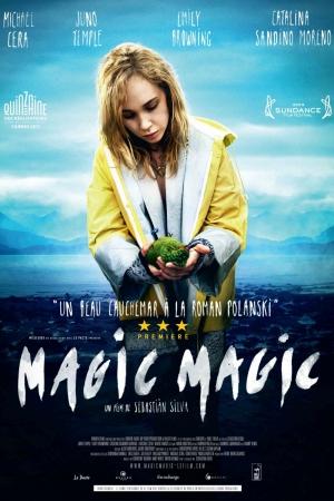 Magic Magic 2013 - วันหลอก คืนหลอน - Cover