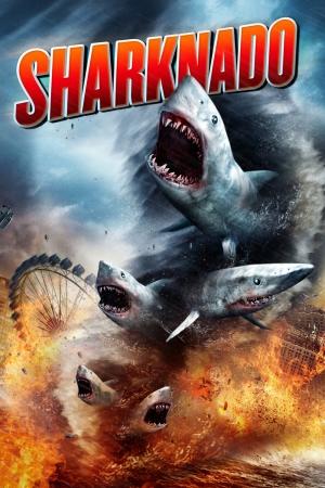 Sharknado 2013 ฝูงฉลามทอร์นาโด - Cover